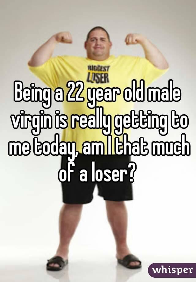22 year old virgin guy