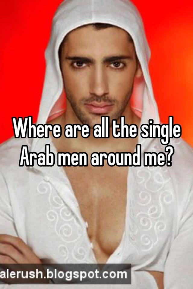 Meet arab men