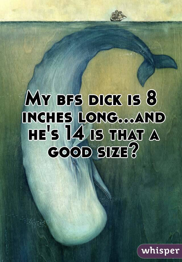 good long dick