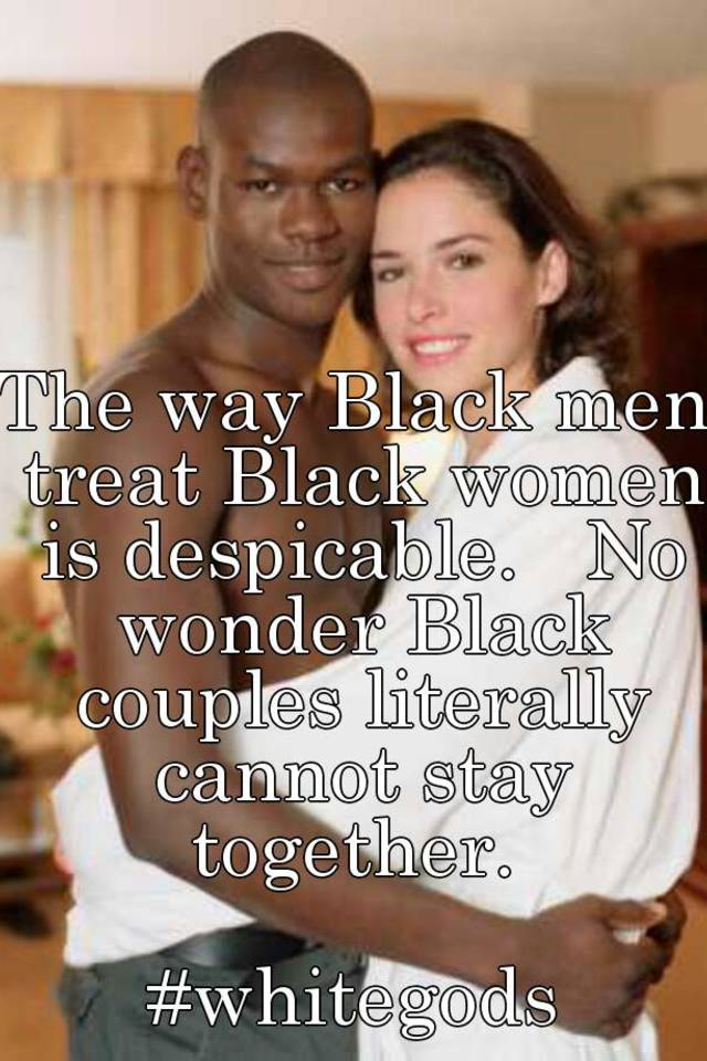 Black men lovers