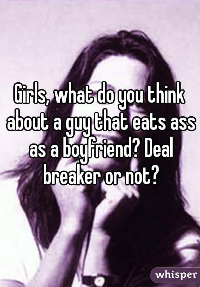 eats boyfriend Girl