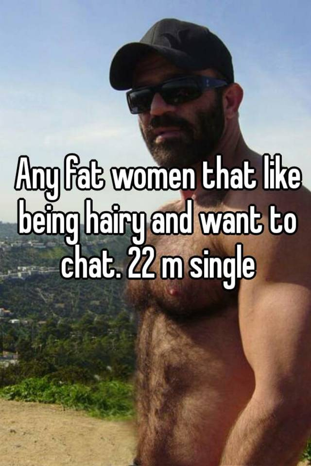 Fat women chat