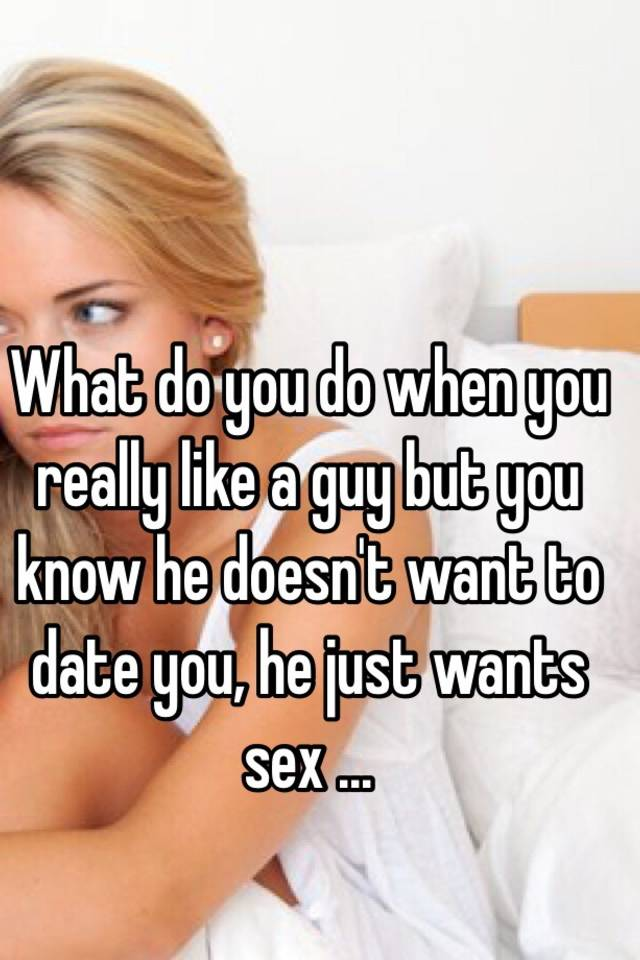 A Wants Signs Sex Just Guy