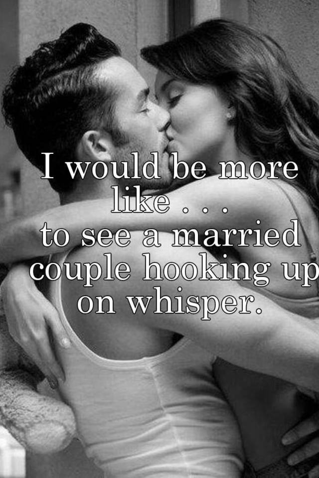 married couples hook up