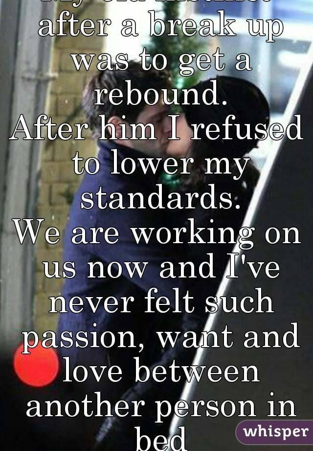 Rebound person