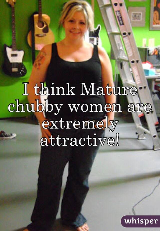 Mature chubby women pictures