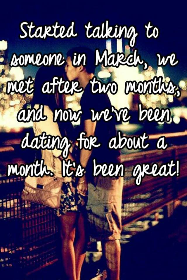 No sex after two months dating