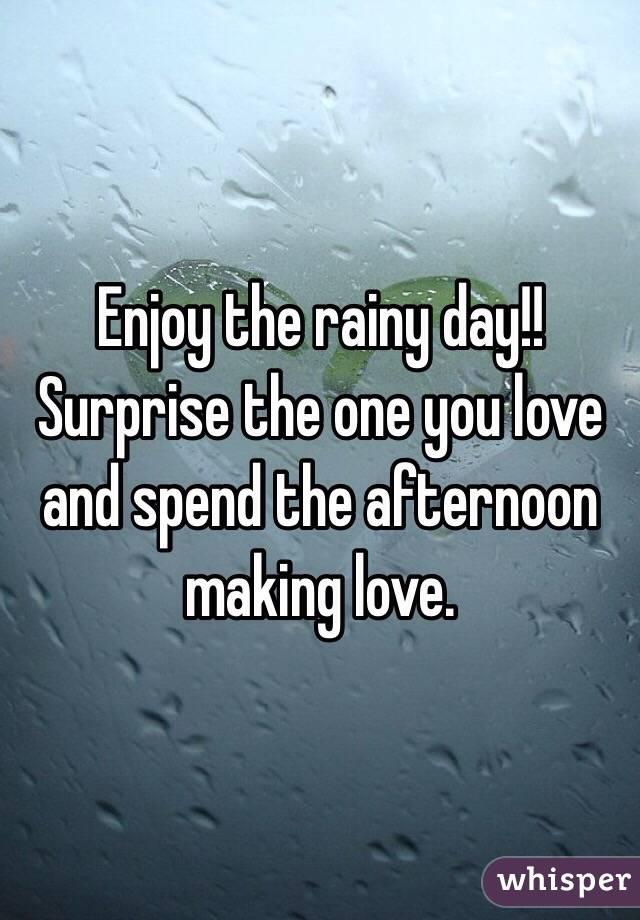 Love I You To Making Enjoy