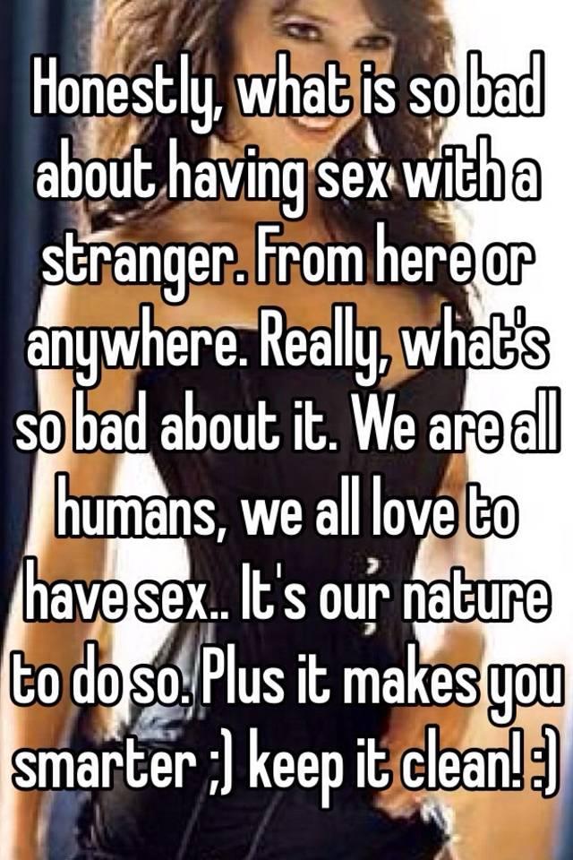 Does sex make you smarter