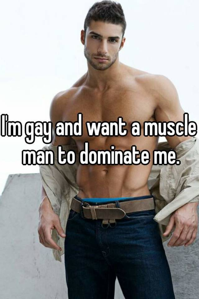 muscle gay The