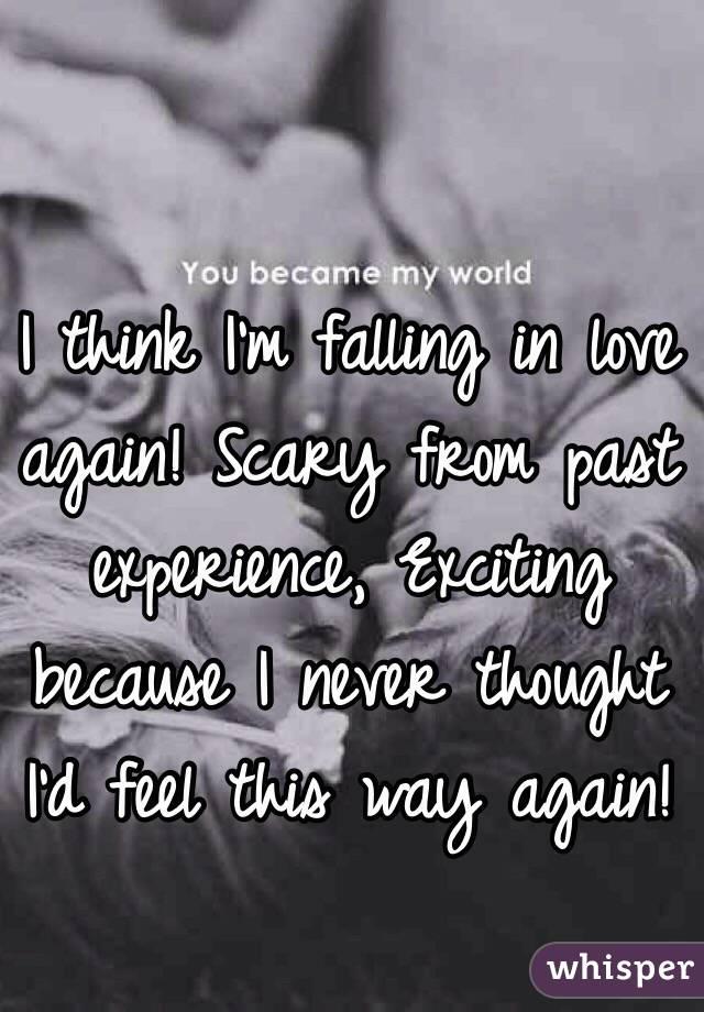 i fall in love again lyrics