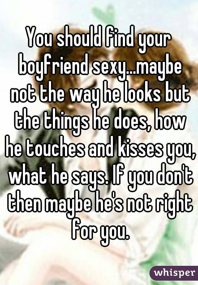 Things to do to your boyfriend sexually