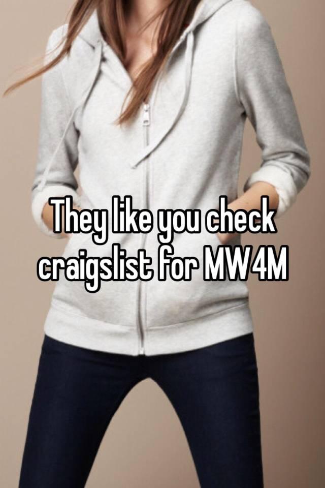 craigslist mw4m