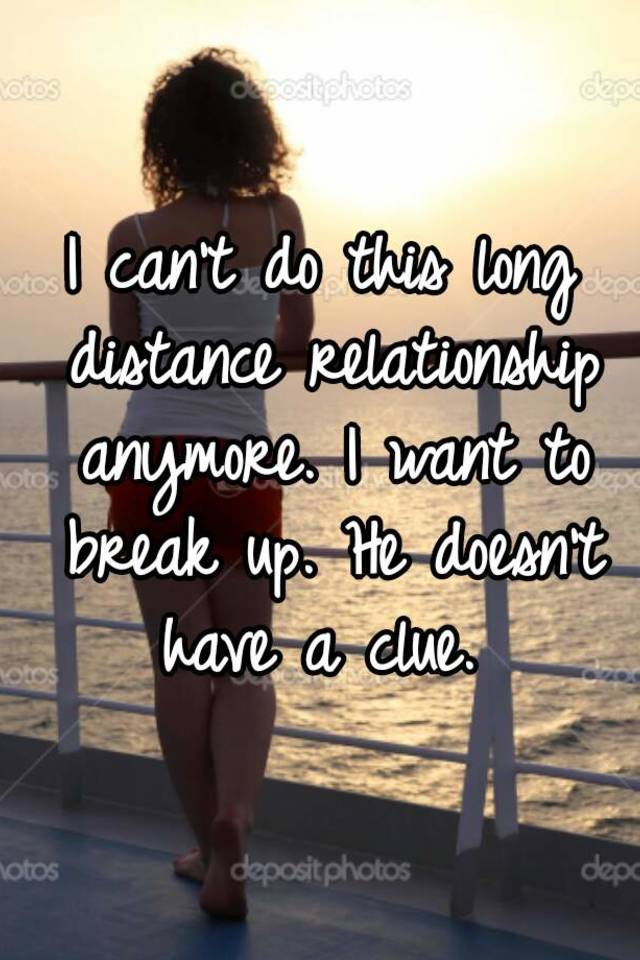 relationship anymore I t can do this