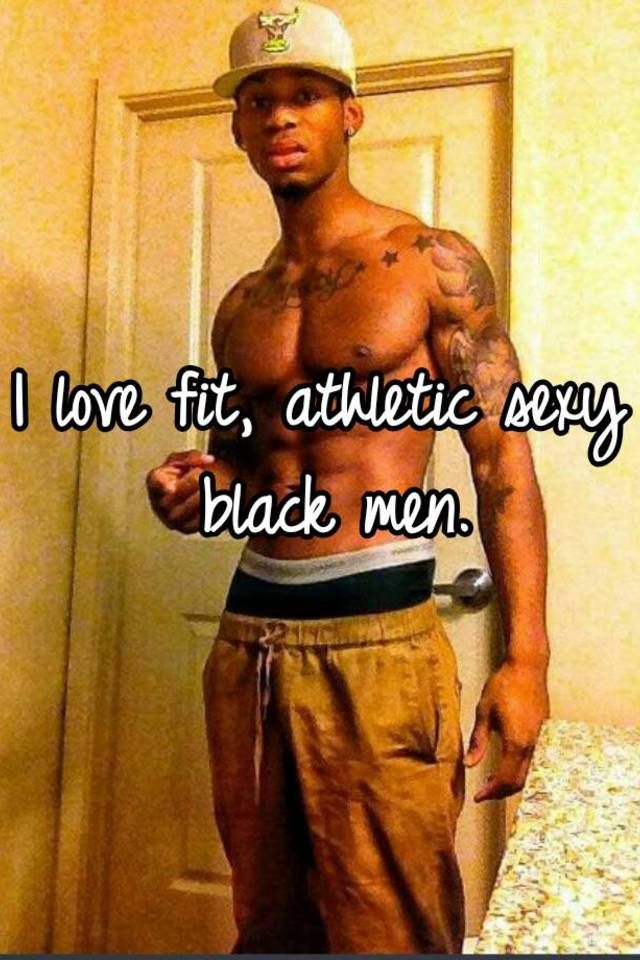 pictures of sexy black men
