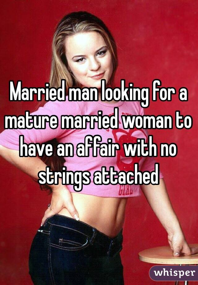 Married Man Looking For Married Woman