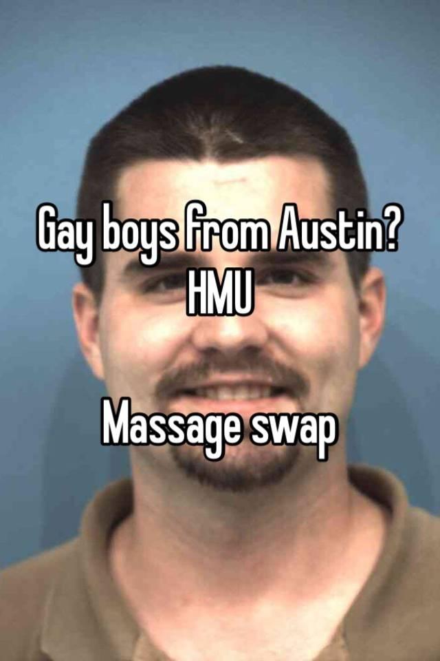 Gay massage austin