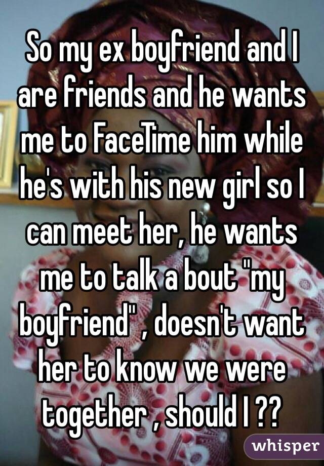 my boyfriend won t talk to me