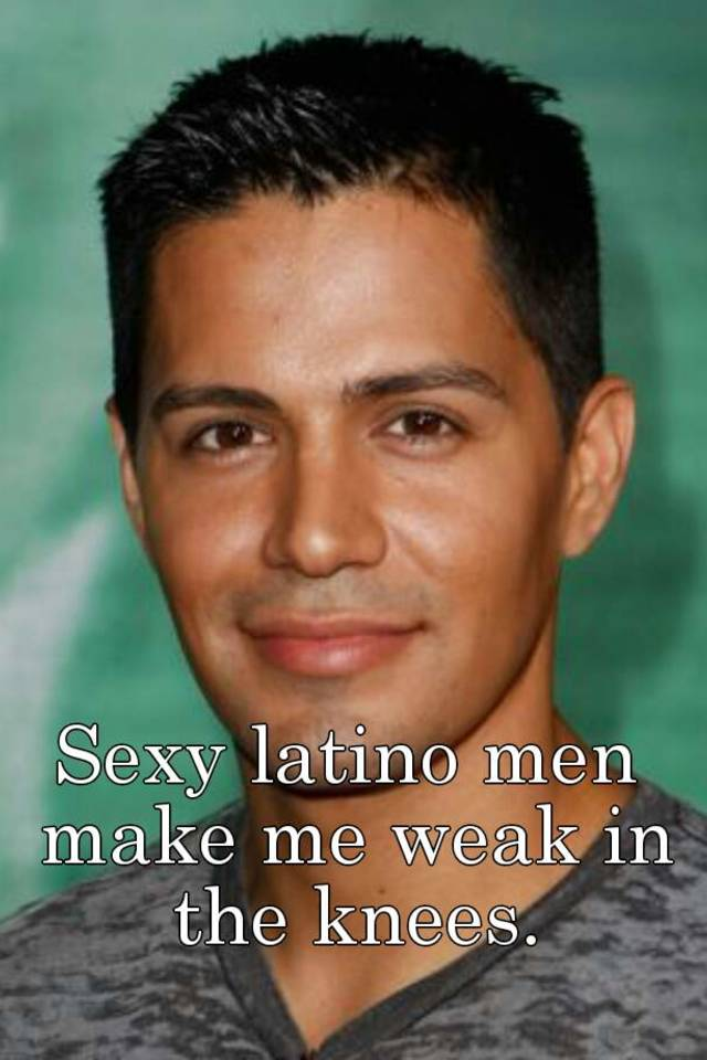 Apologise, but, Why are latin men sexy opinion