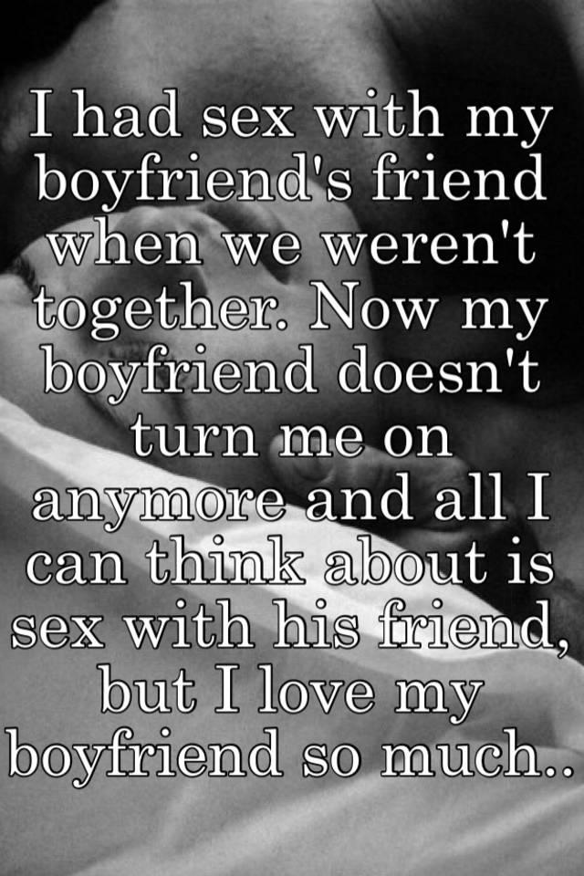 My much loved sex friend
