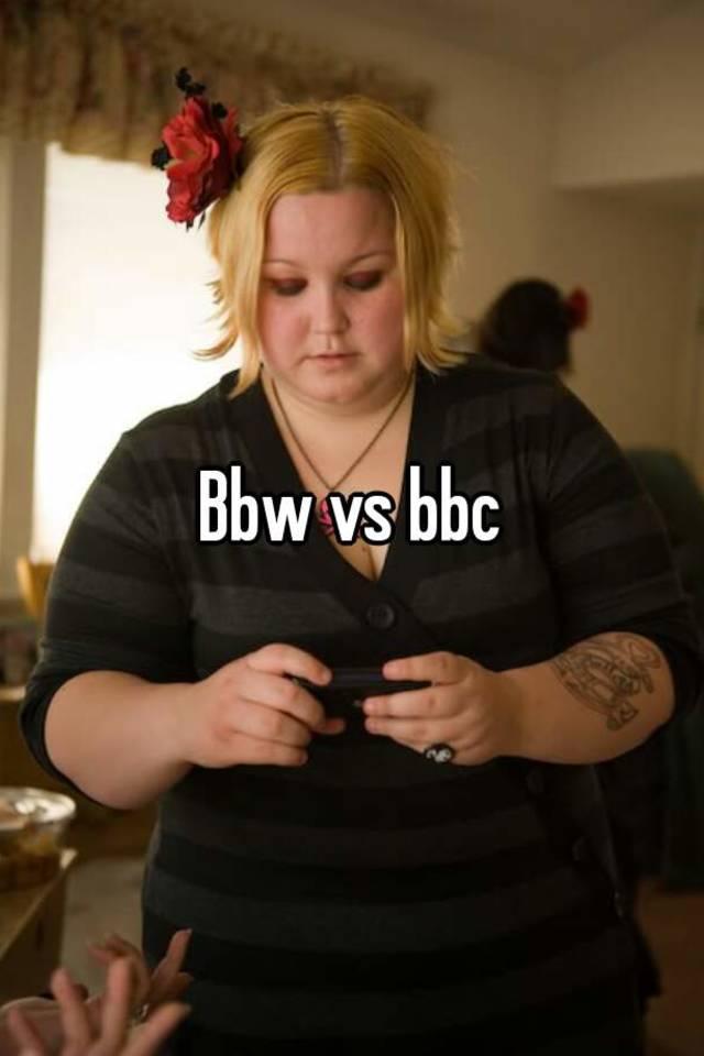 PRETTY BBW VS BBC