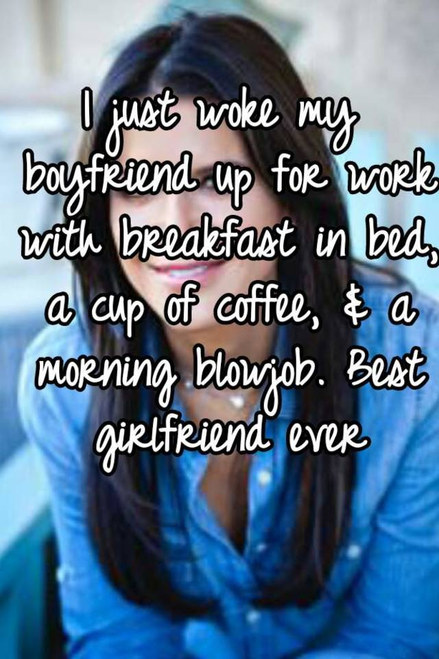 blowjob a Coffee for