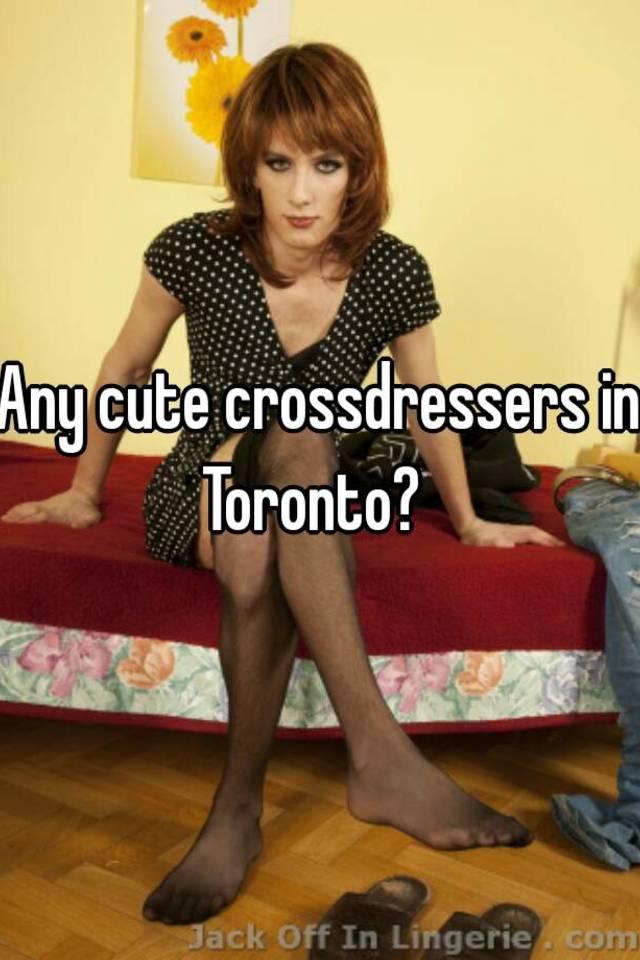 Pegging crossdresser