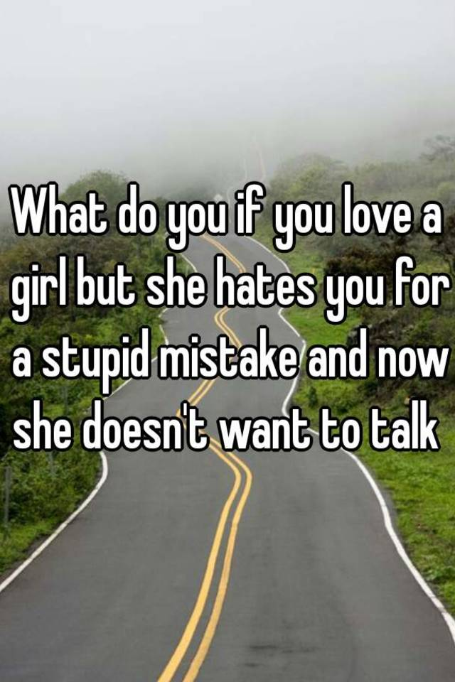 what to talk about with a girl you love