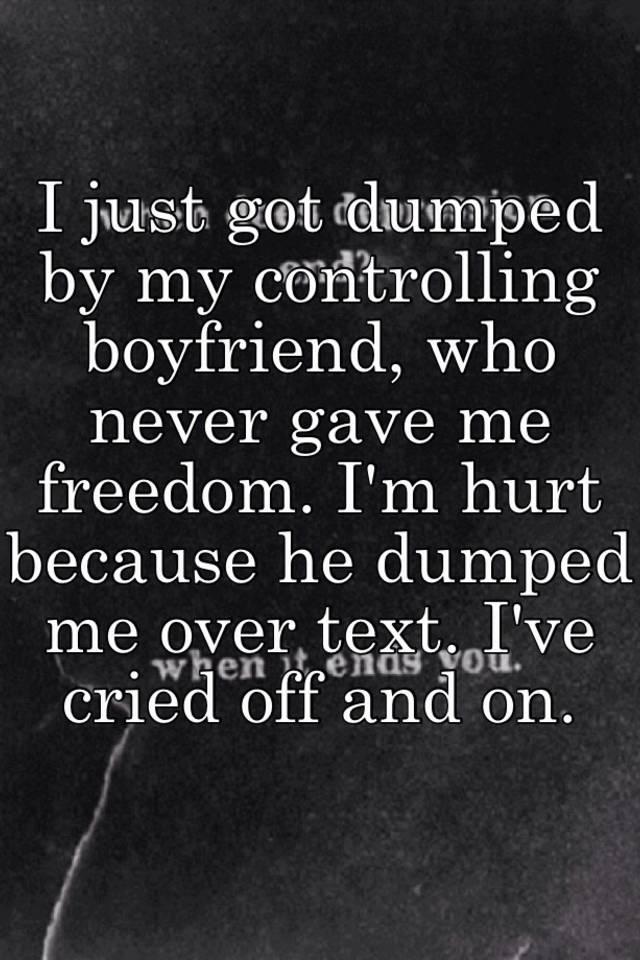 over controlling boyfriend