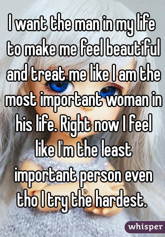 How to make a woman feel beautiful
