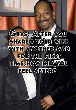 Sharing your wife with another man