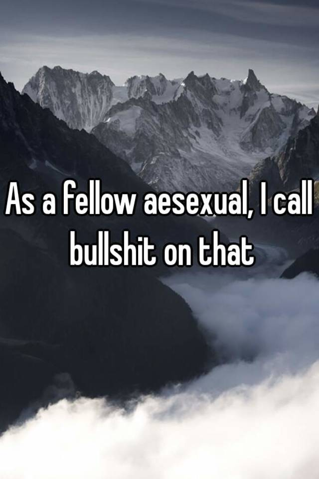 Aesexual