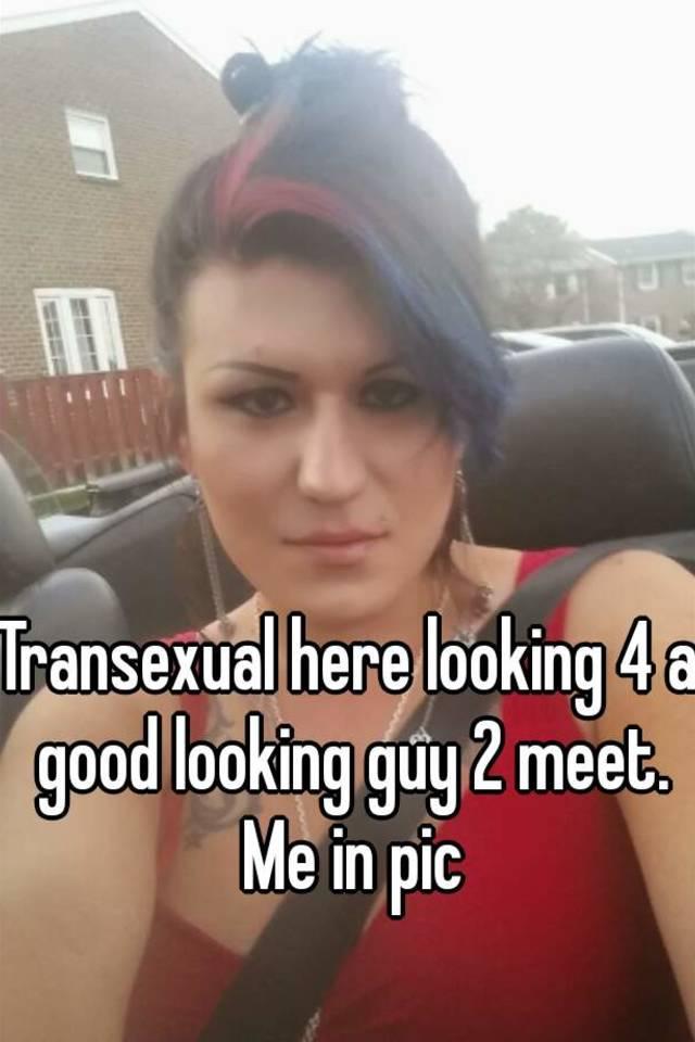 How to meet transsexuals