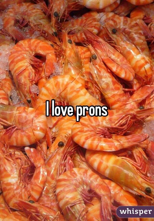 Prons