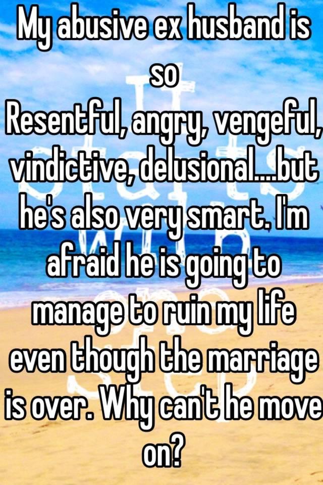 Vindictive spouse