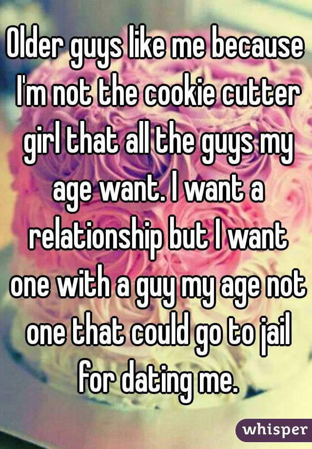 I m dating a cutter