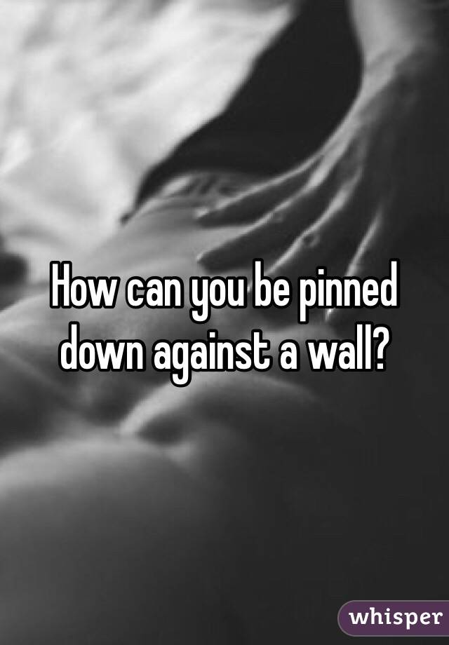 hot make out against wall