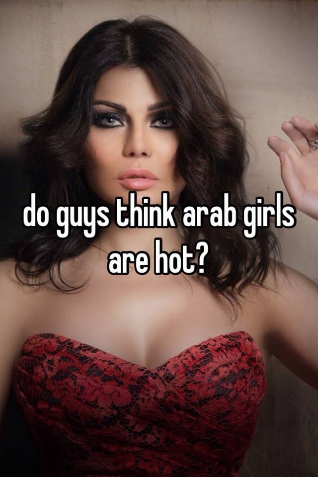 Photos girls Hot arab