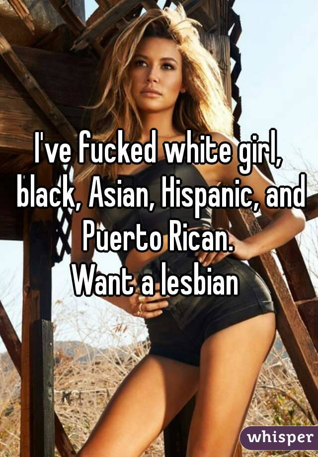 White And Asian Lesbian