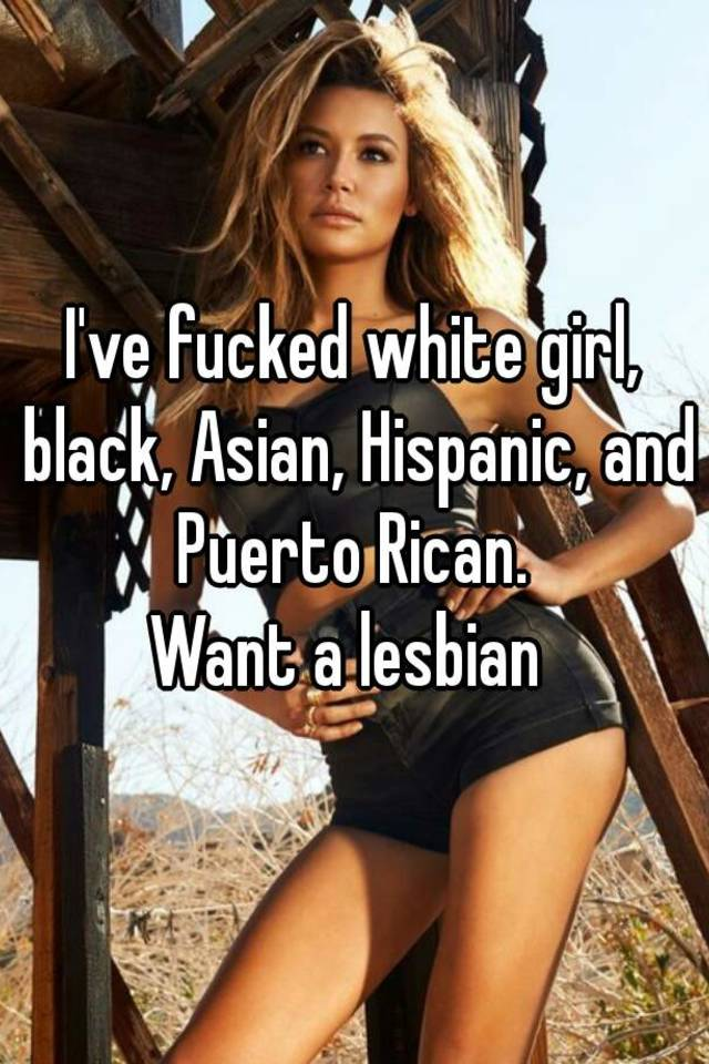 Asian girl with white lesbians will