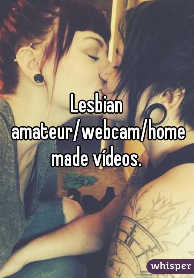 Amateur lesbian home