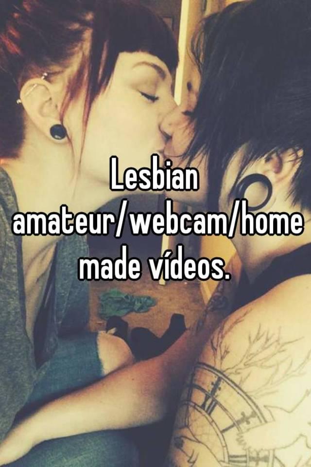 Amateur Lesbians On Webcam