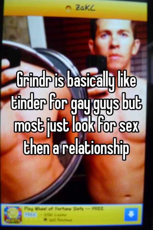 Tinder for gay guys