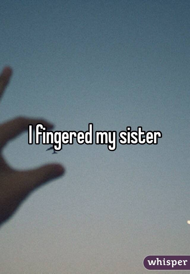 Fingered Sister I My#9