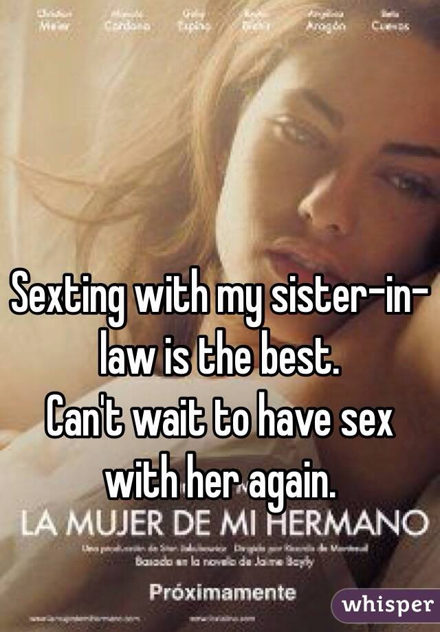 My sister have sex