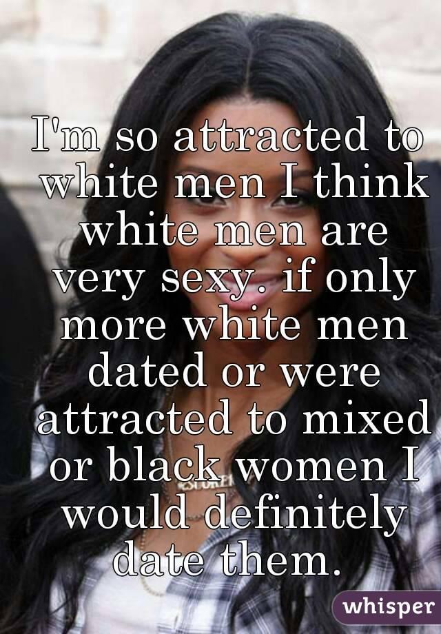 Sexy black women with white men