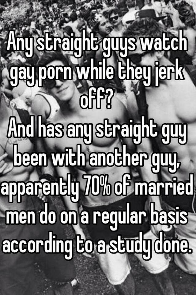 Why do married men look at porn