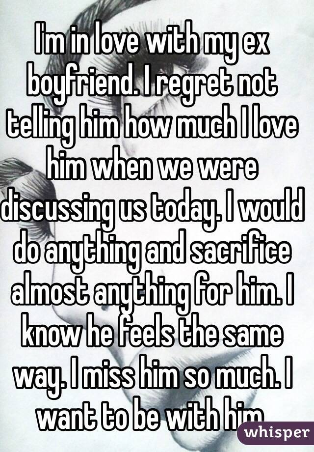 Love Him I Ways Tell To Boyfriend My