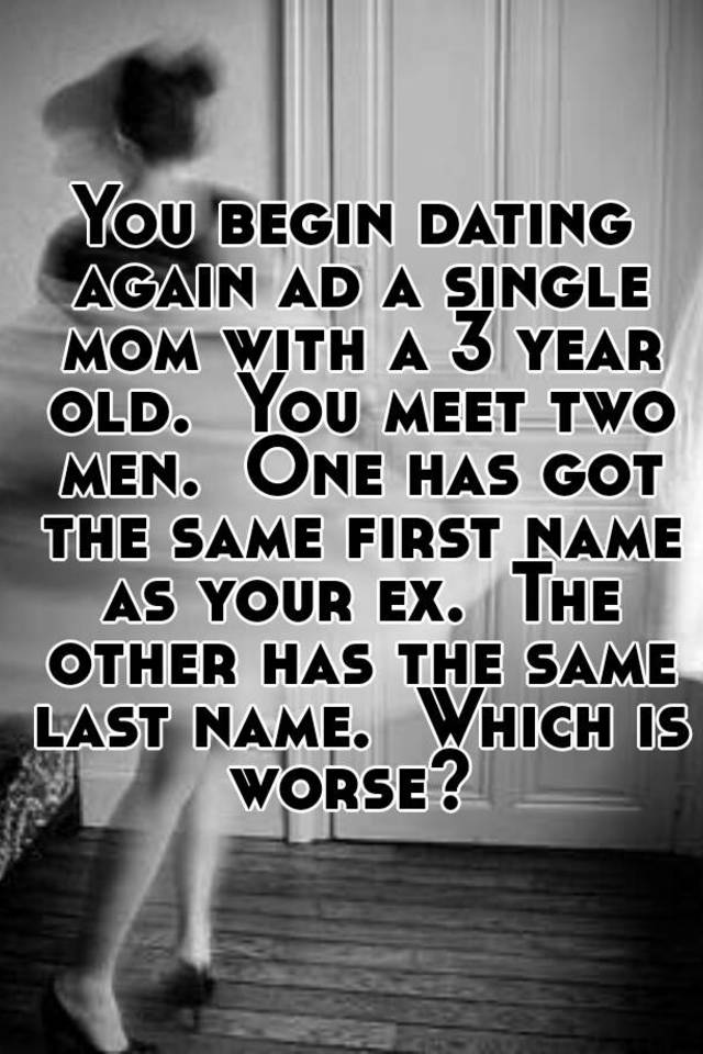 Dating with same last name
