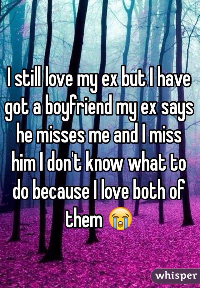 how do i know my ex misses me
